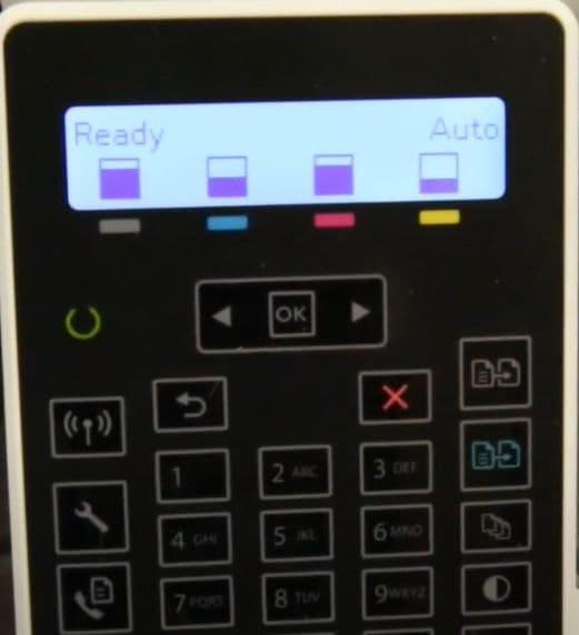 actualizar firmware de impresora hp1